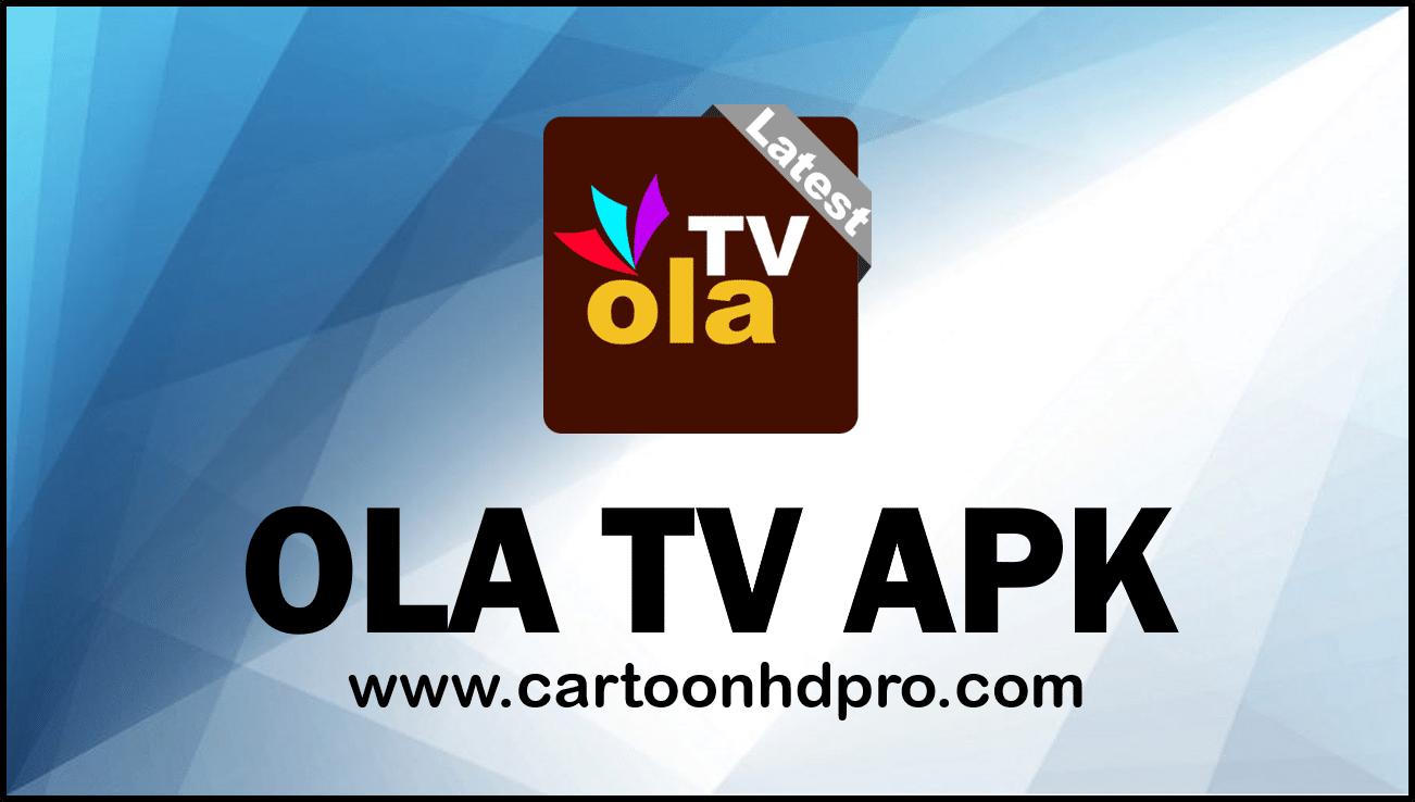 ola tv apk download