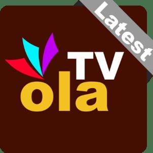 ola tv apk logo