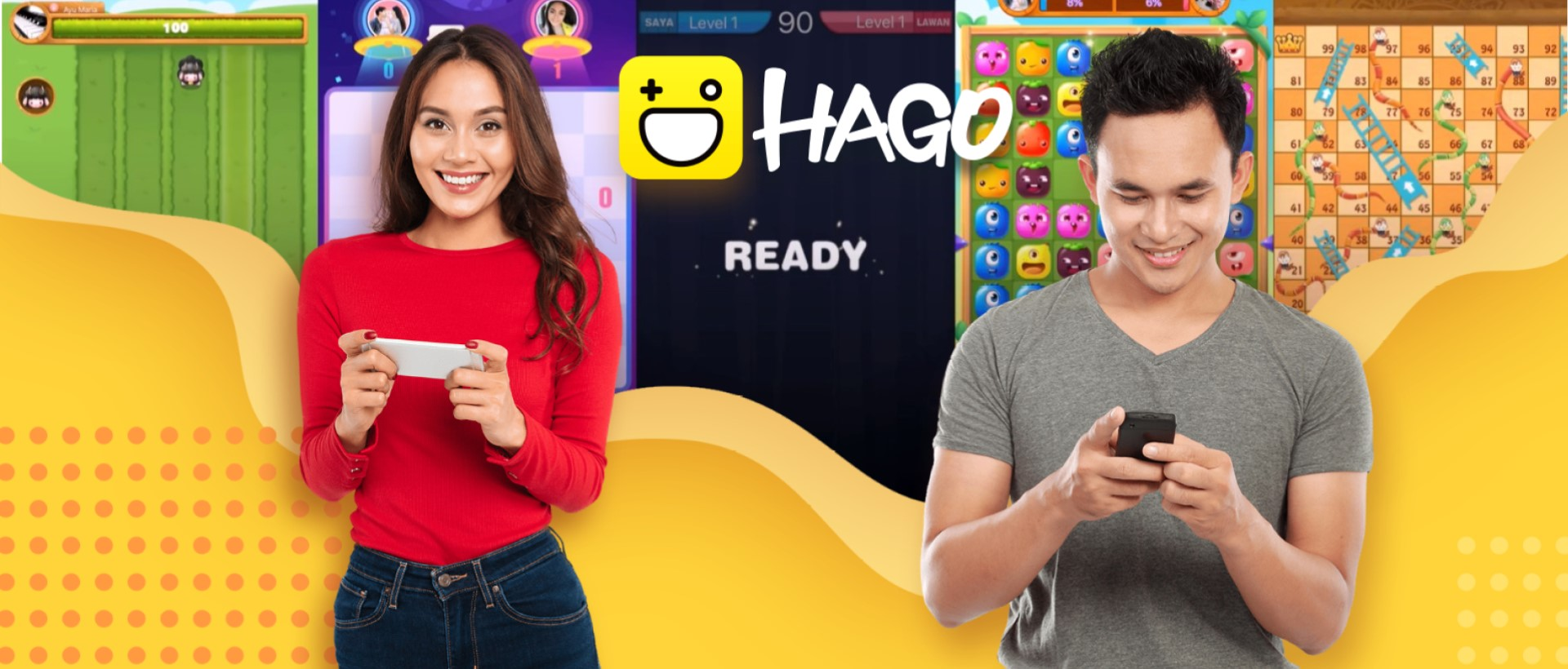 hago games play